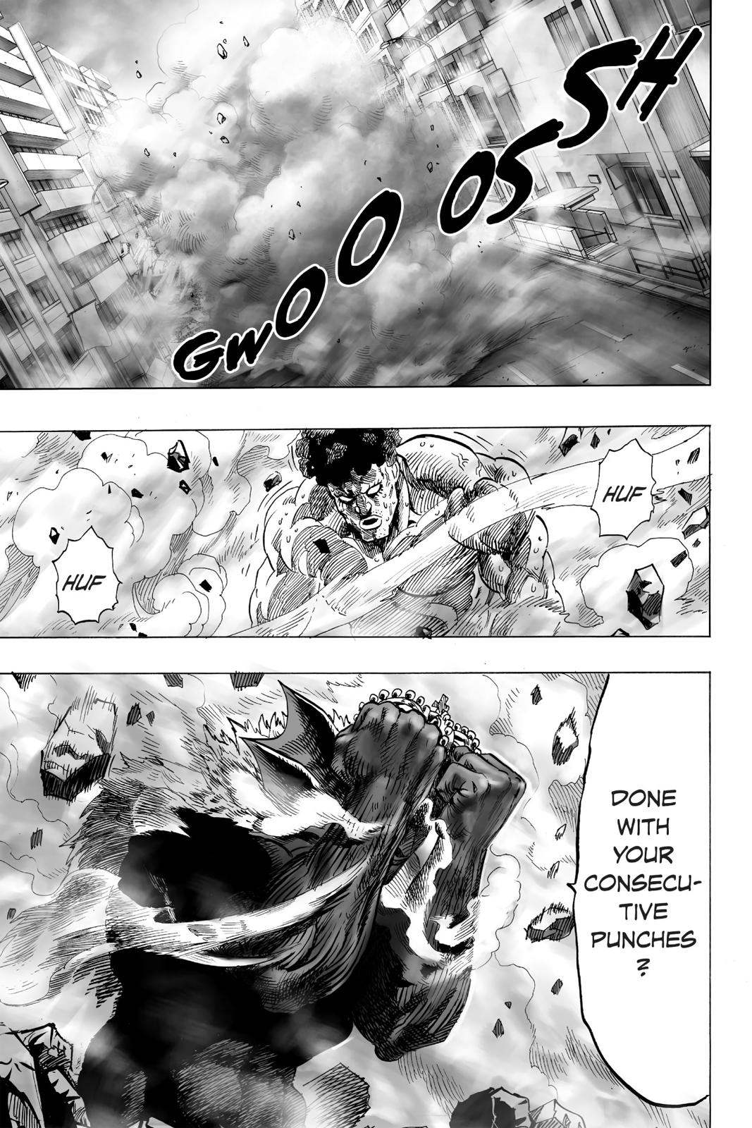 One-Punch Man, Chapter 25 image 024