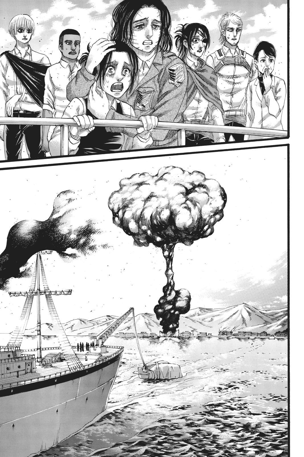 Attack On Titan, Episode 129 image 044