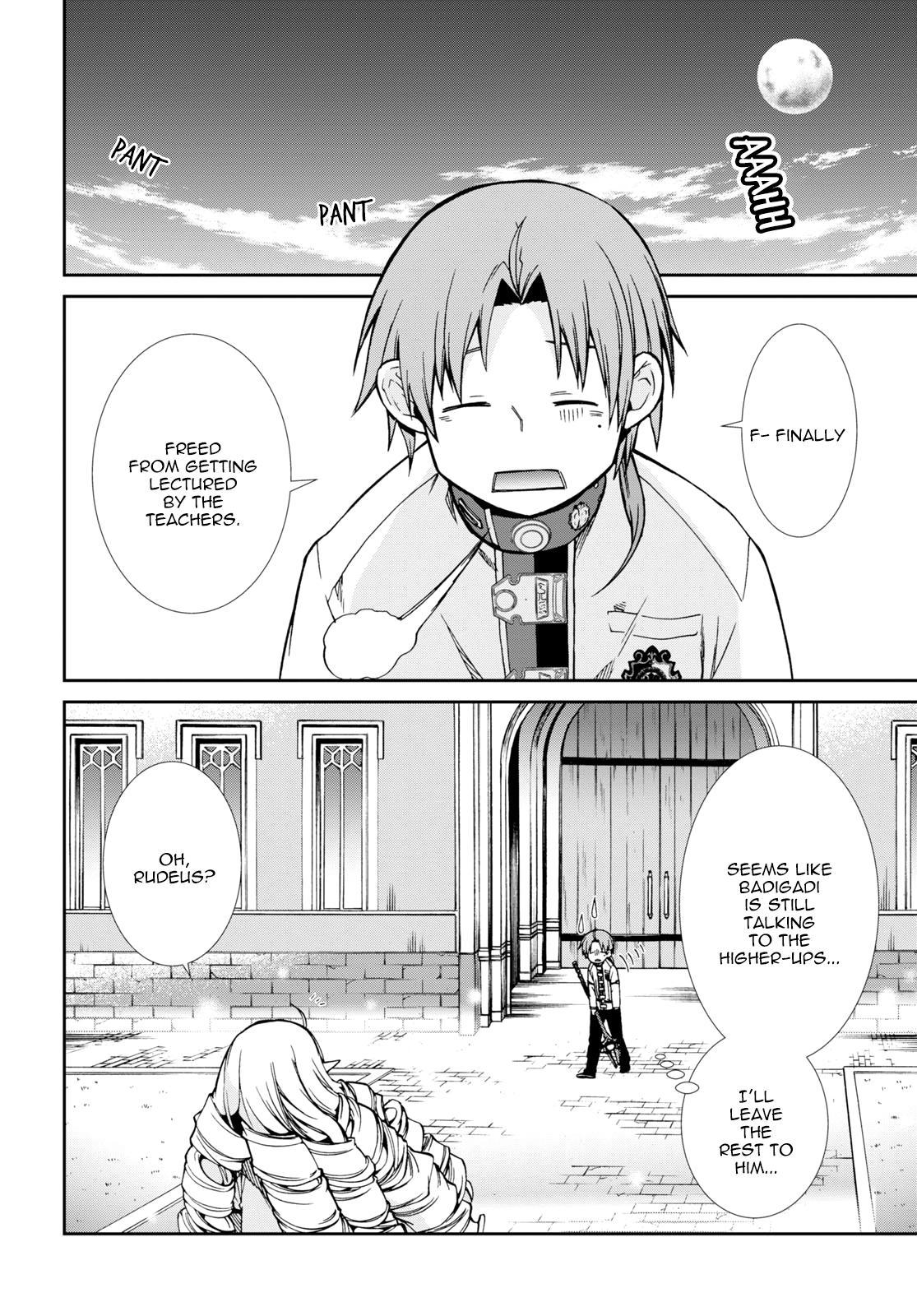 Mushoku Tensei, Chapter 67 image 021
