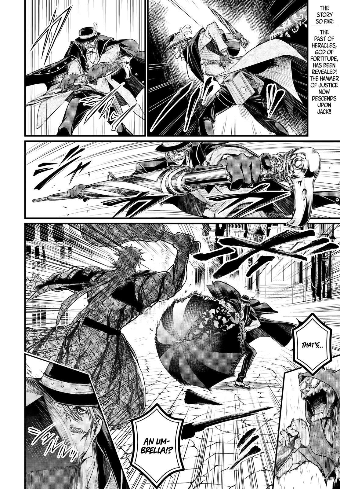 Shuumatsu no Valkyrie, Chapter 24 image 003