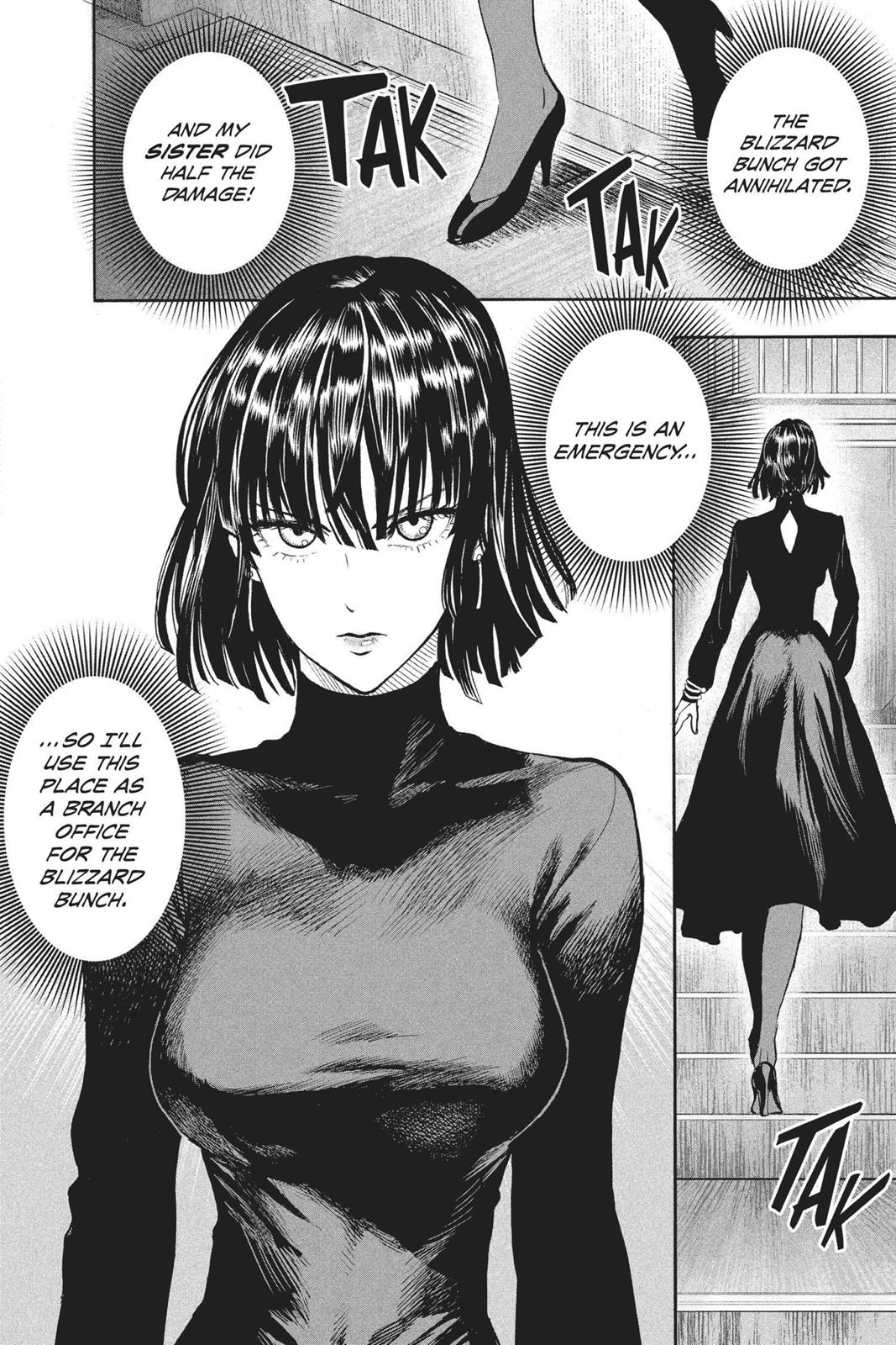 One-Punch Man, Chapter 86 image 028
