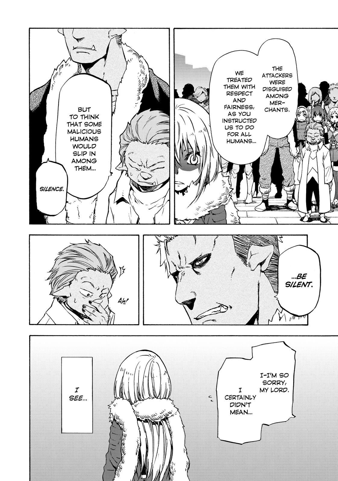 Tensei shitara Slime Datta Ken, Chapter 59 image 016