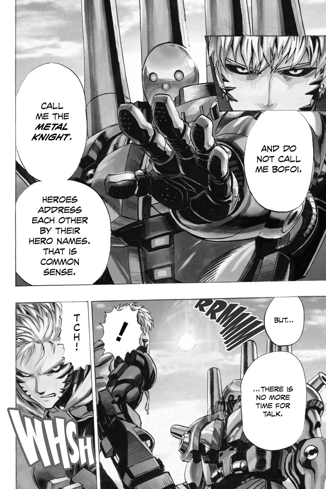 One-Punch Man, Chapter 21 image 036