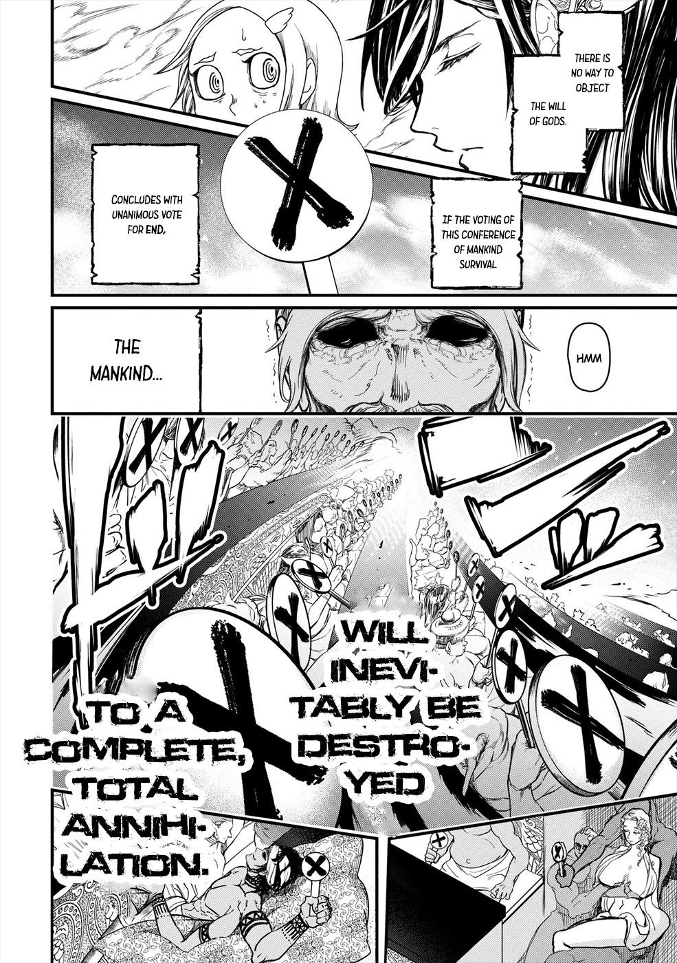 Shuumatsu no Valkyrie, Chapter 1 image 015