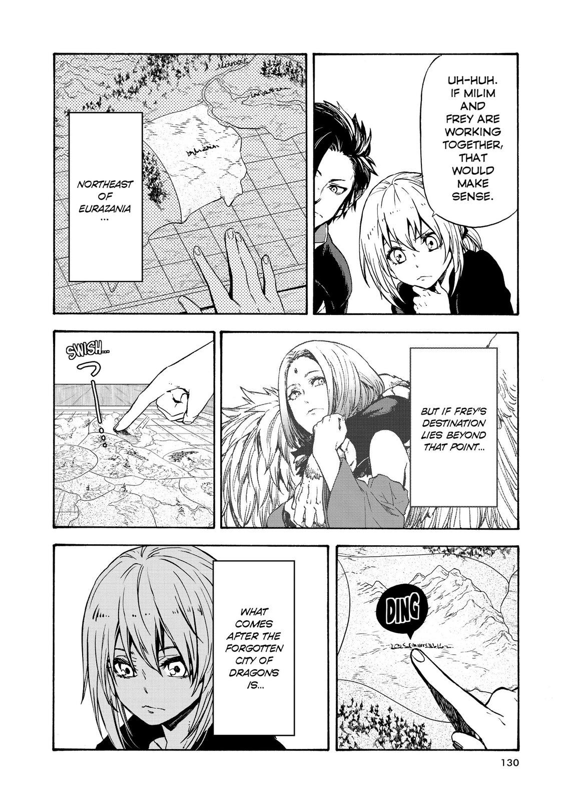 Tensei shitara Slime Datta Ken, Chapter 70 image 033