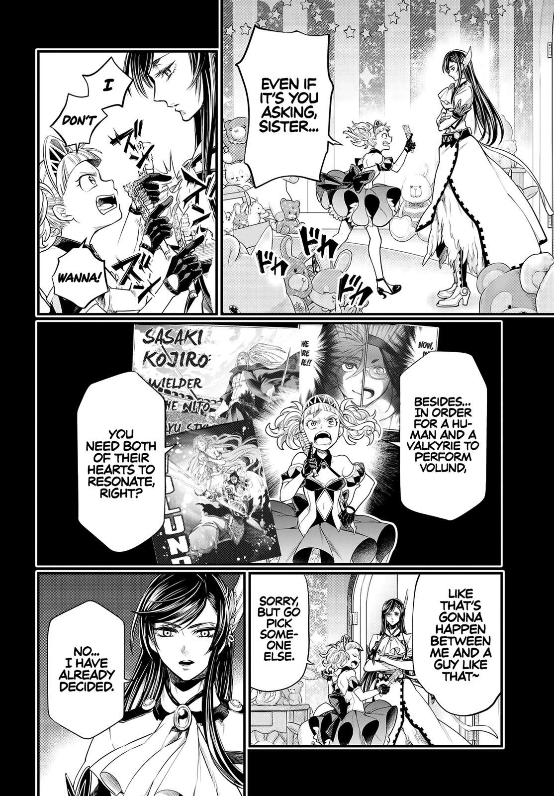 Shuumatsu no Valkyrie, Chapter 26 image 019