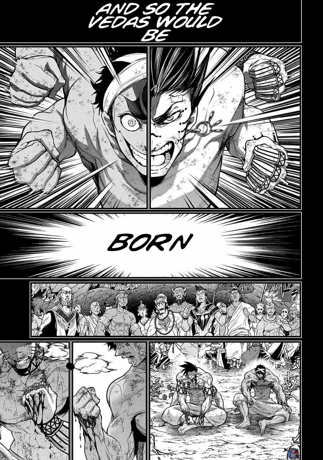 Shuumatsu no Valkyrie, Chapter 37 image 013