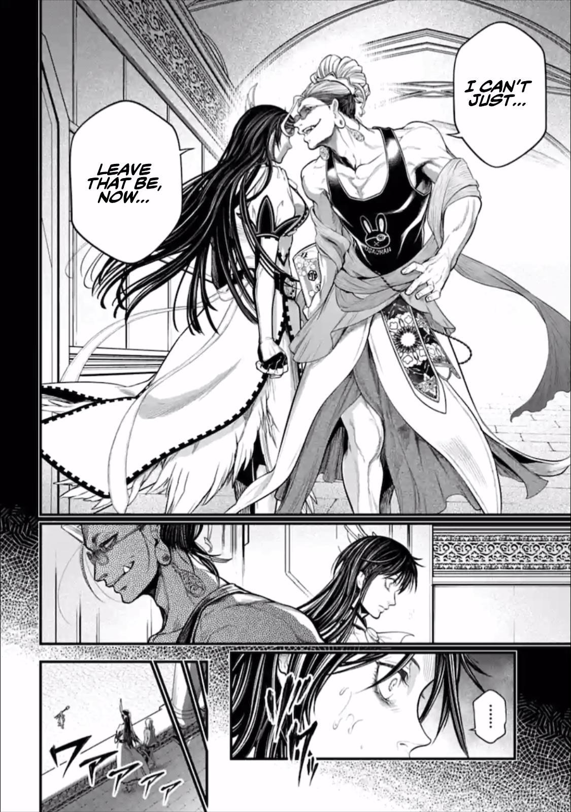 Shuumatsu no Valkyrie, Chapter 44 image 019