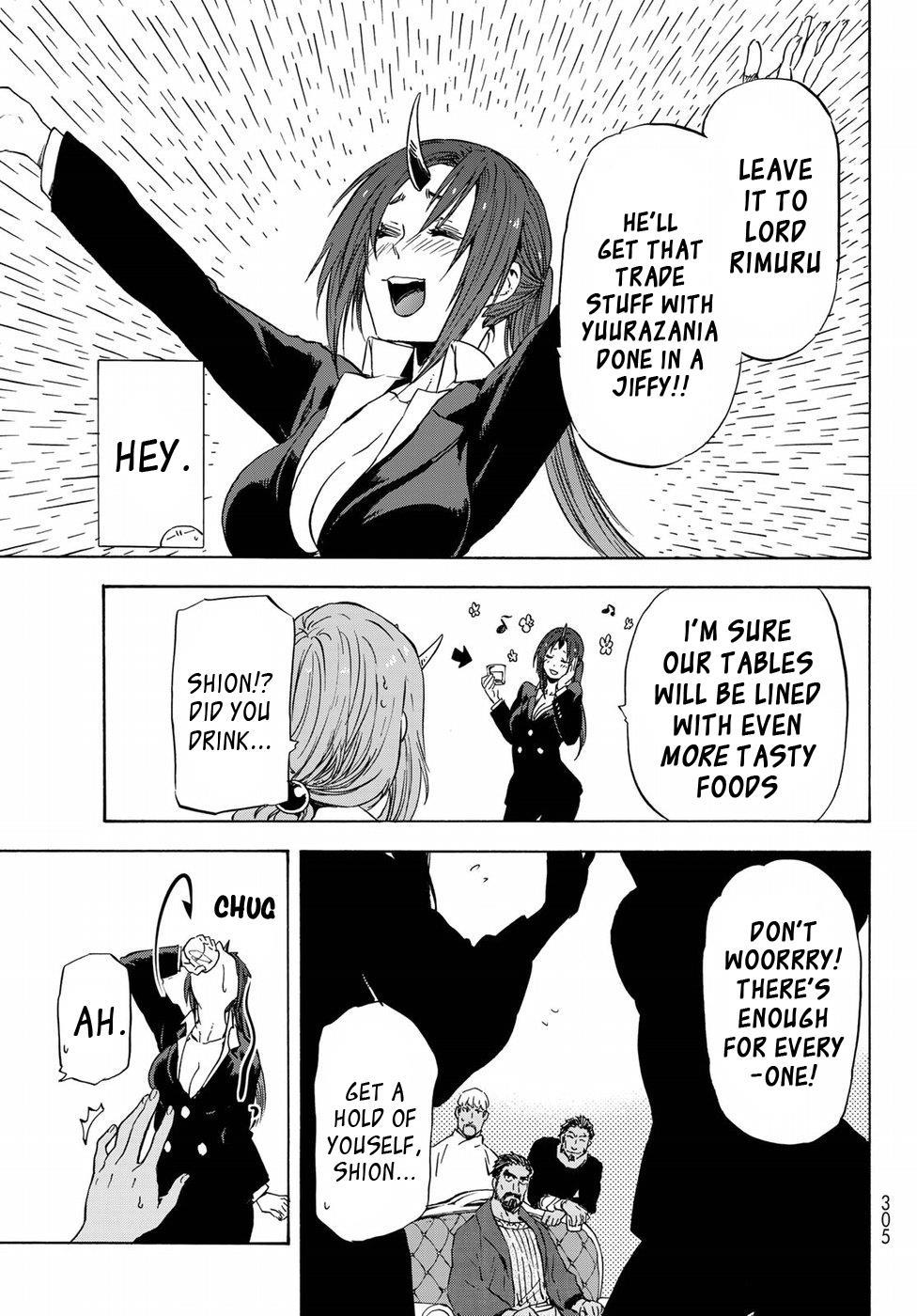 Tensei shitara Slime Datta Ken, Chapter 41 image 030