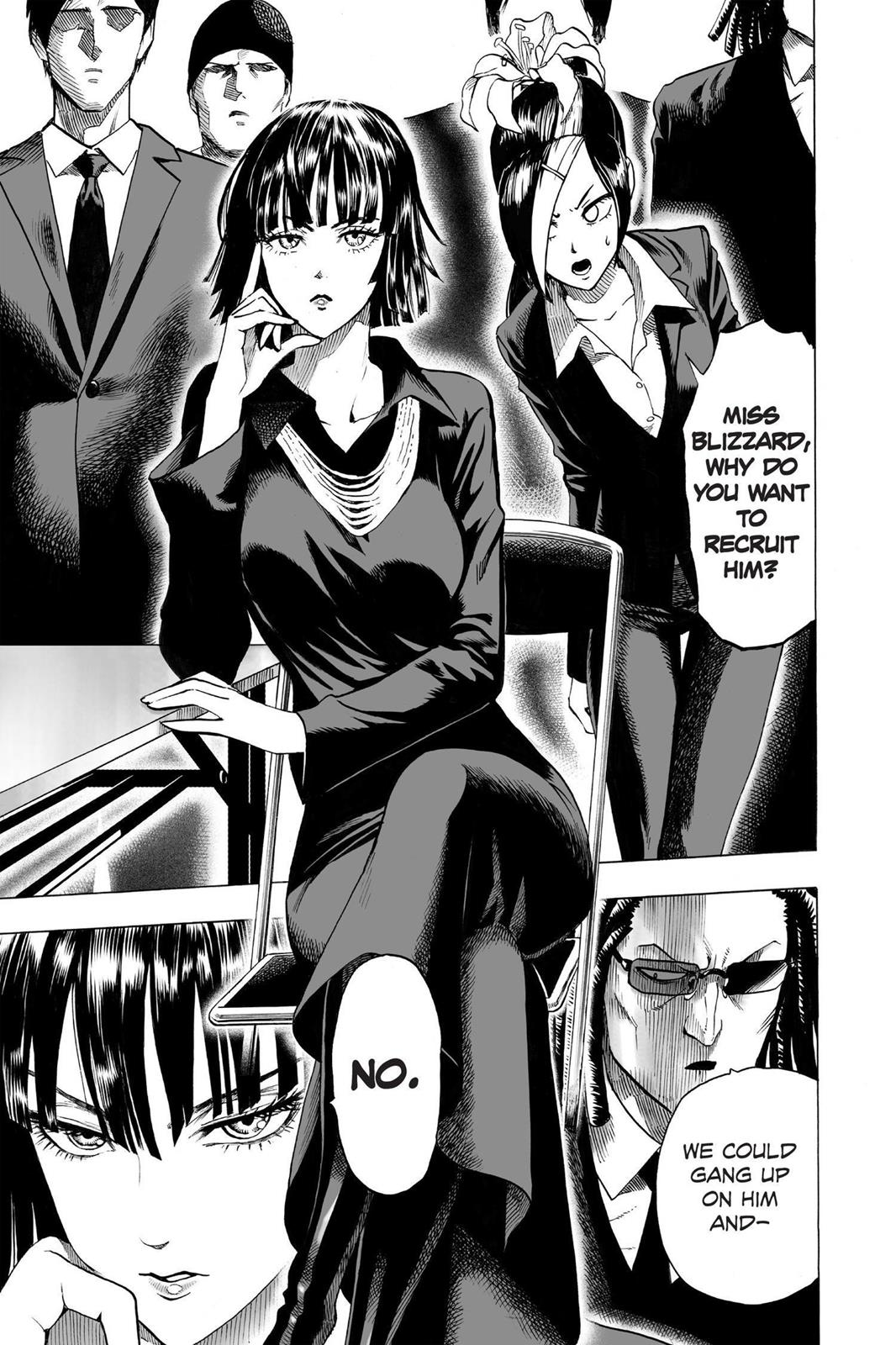 One-Punch Man, Chapter 55.7 image 004