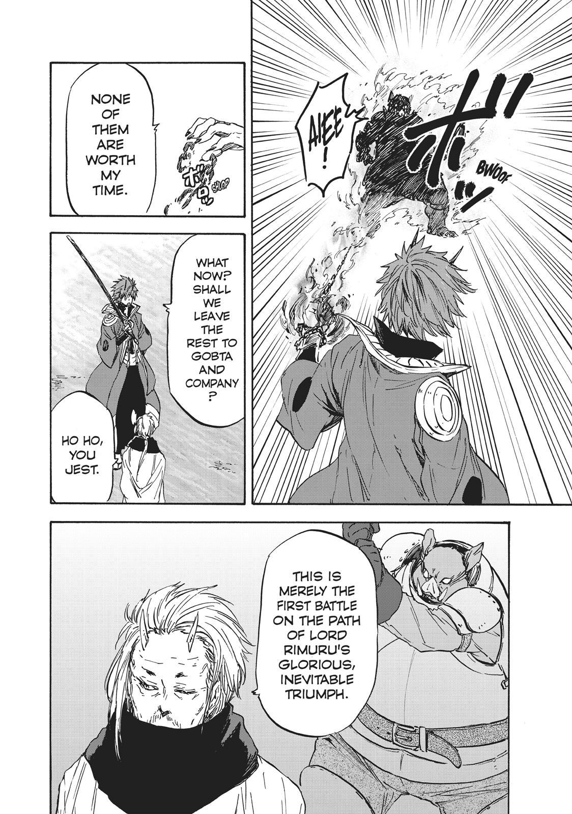 Tensei shitara Slime Datta Ken, Chapter 22 image 013