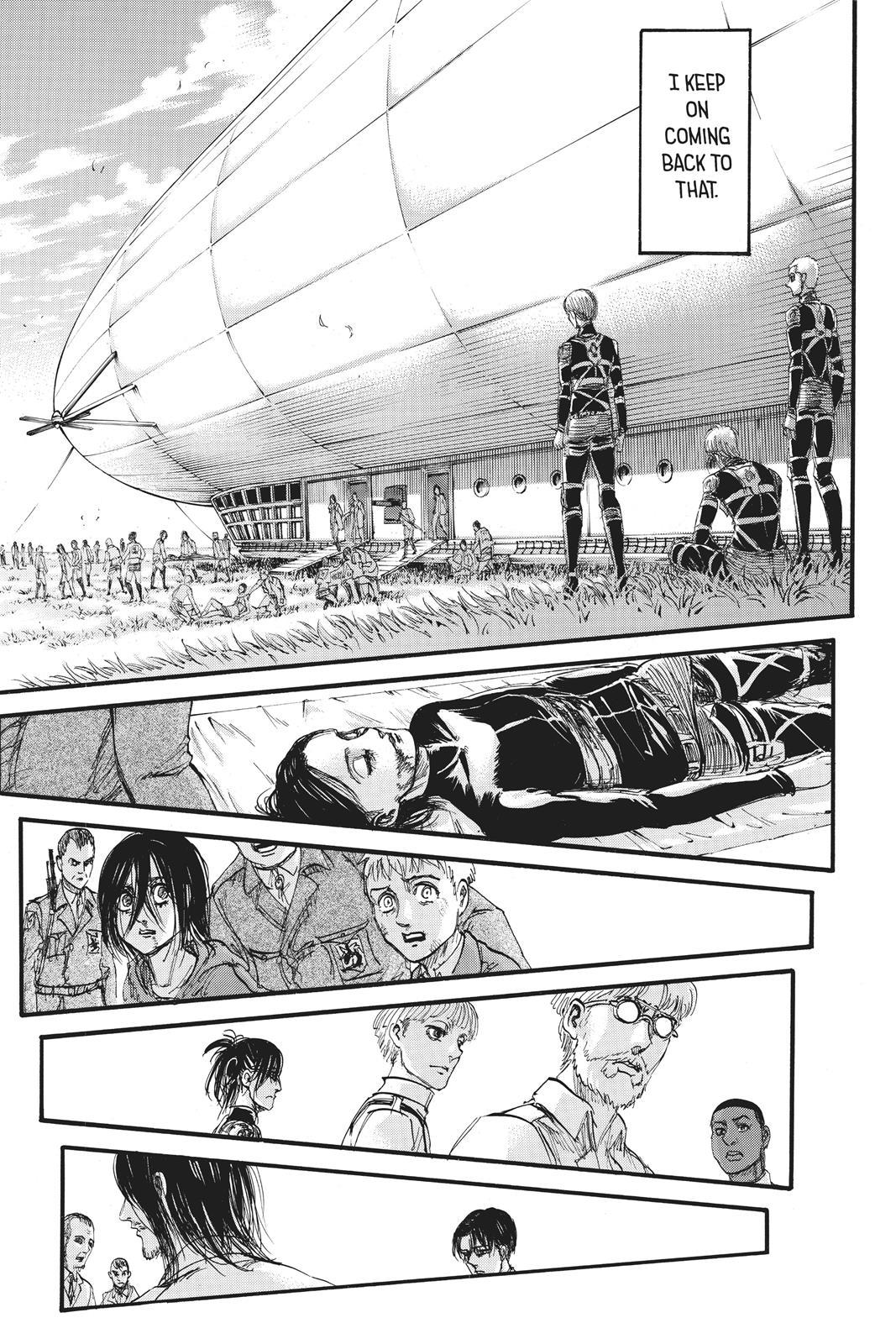 Attack On Titan, Episode 106 image 039
