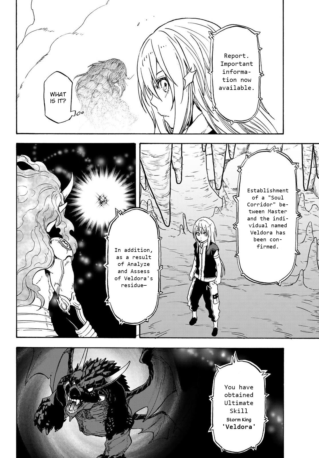Tensei shitara Slime Datta Ken, Chapter 71 image 033