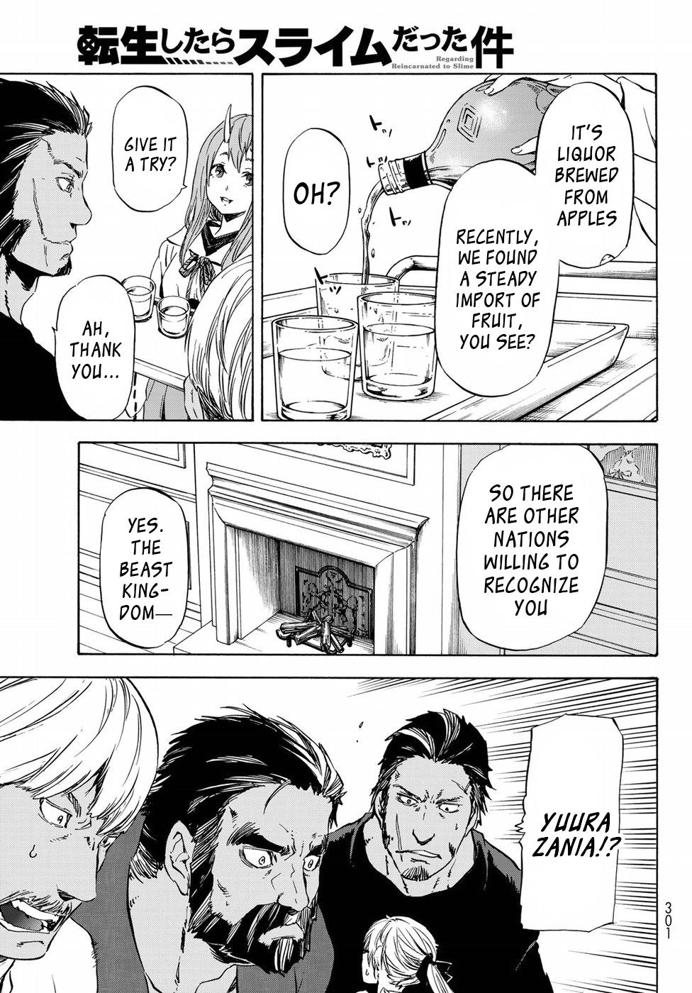 Tensei shitara Slime Datta Ken, Chapter 41 image 026