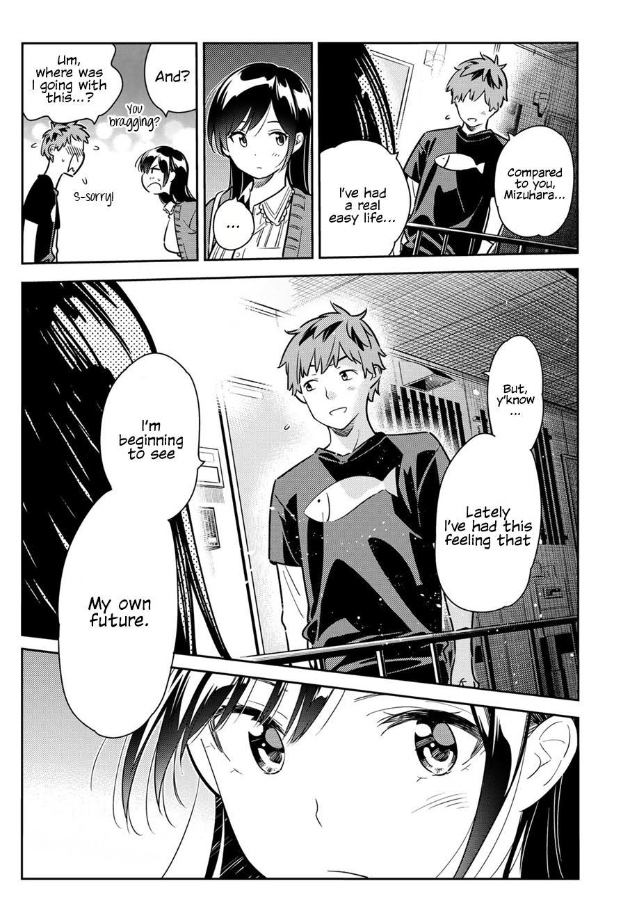 Kanojo Okarishimasu, Chapter 61 image 009