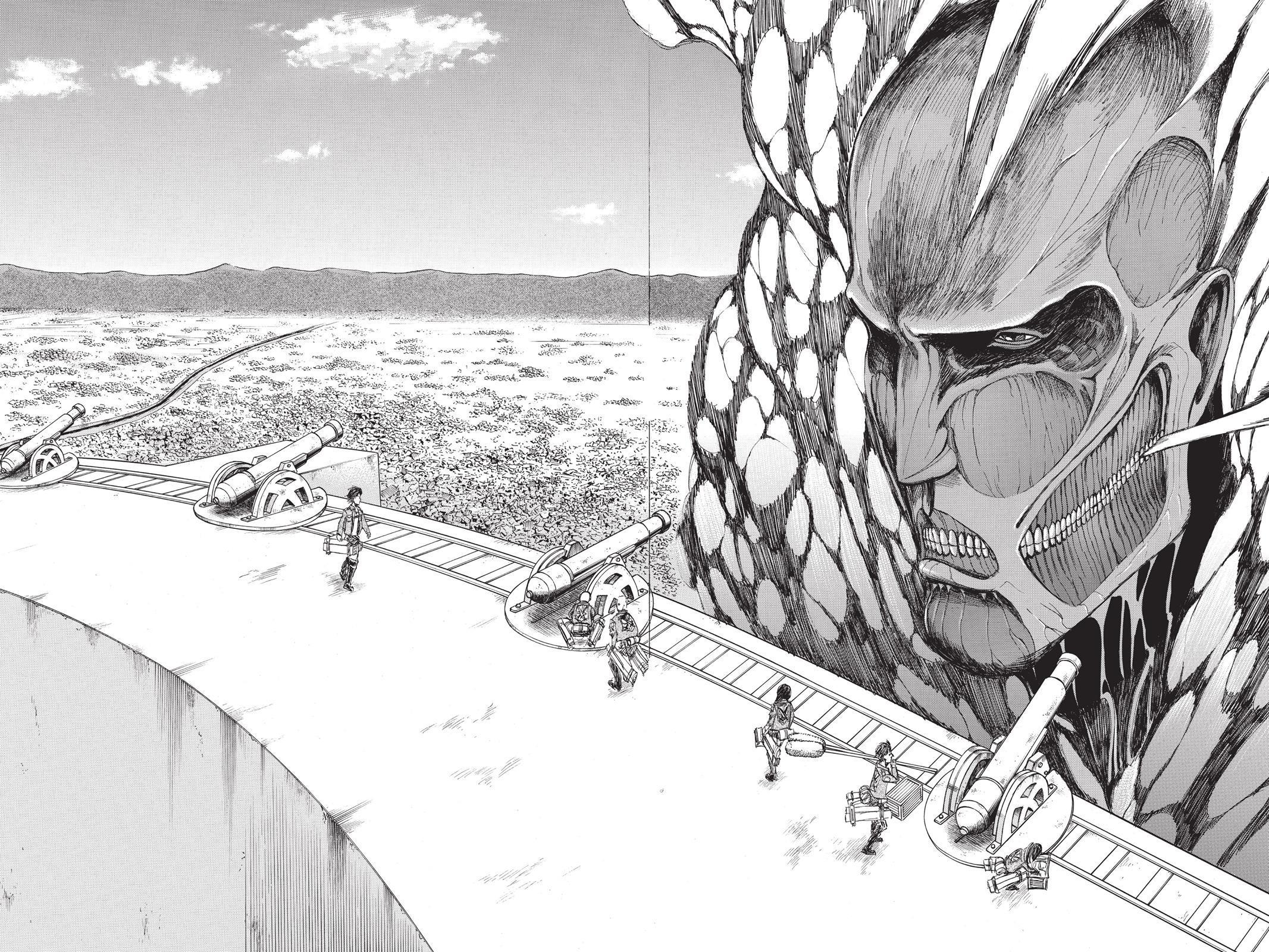 Attack On Titan, Episode 3 image 032
