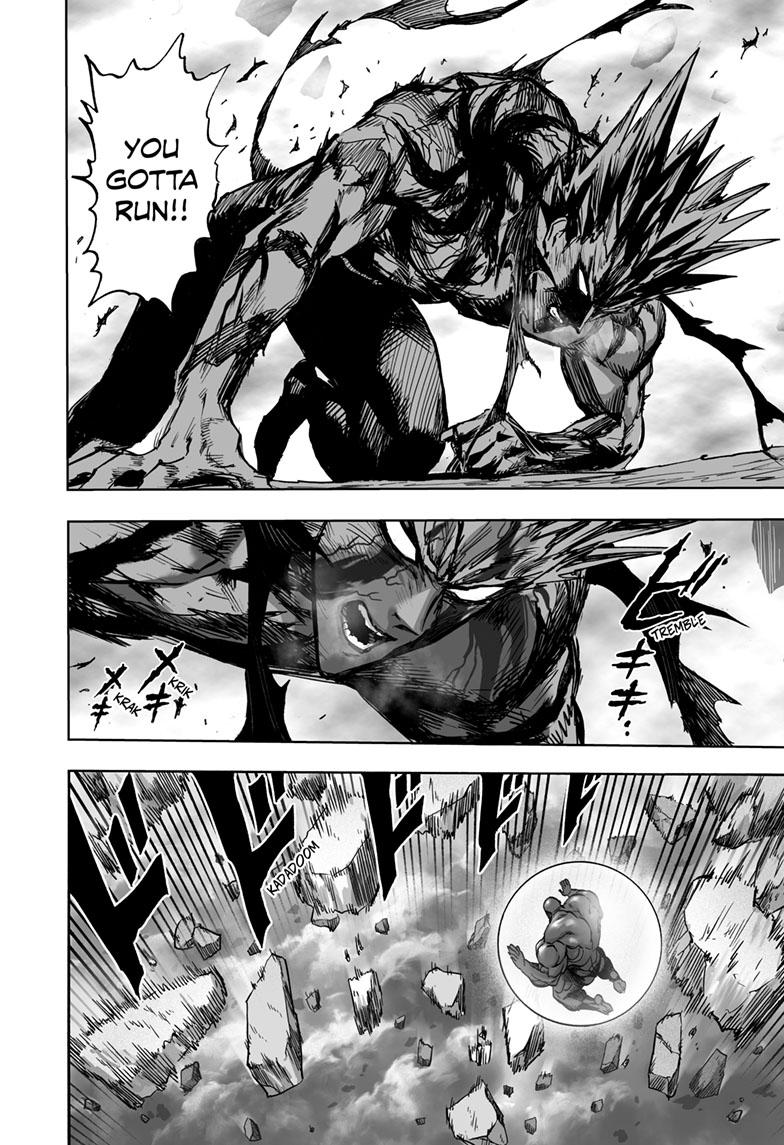One-Punch Man, Chapter 127 image 026