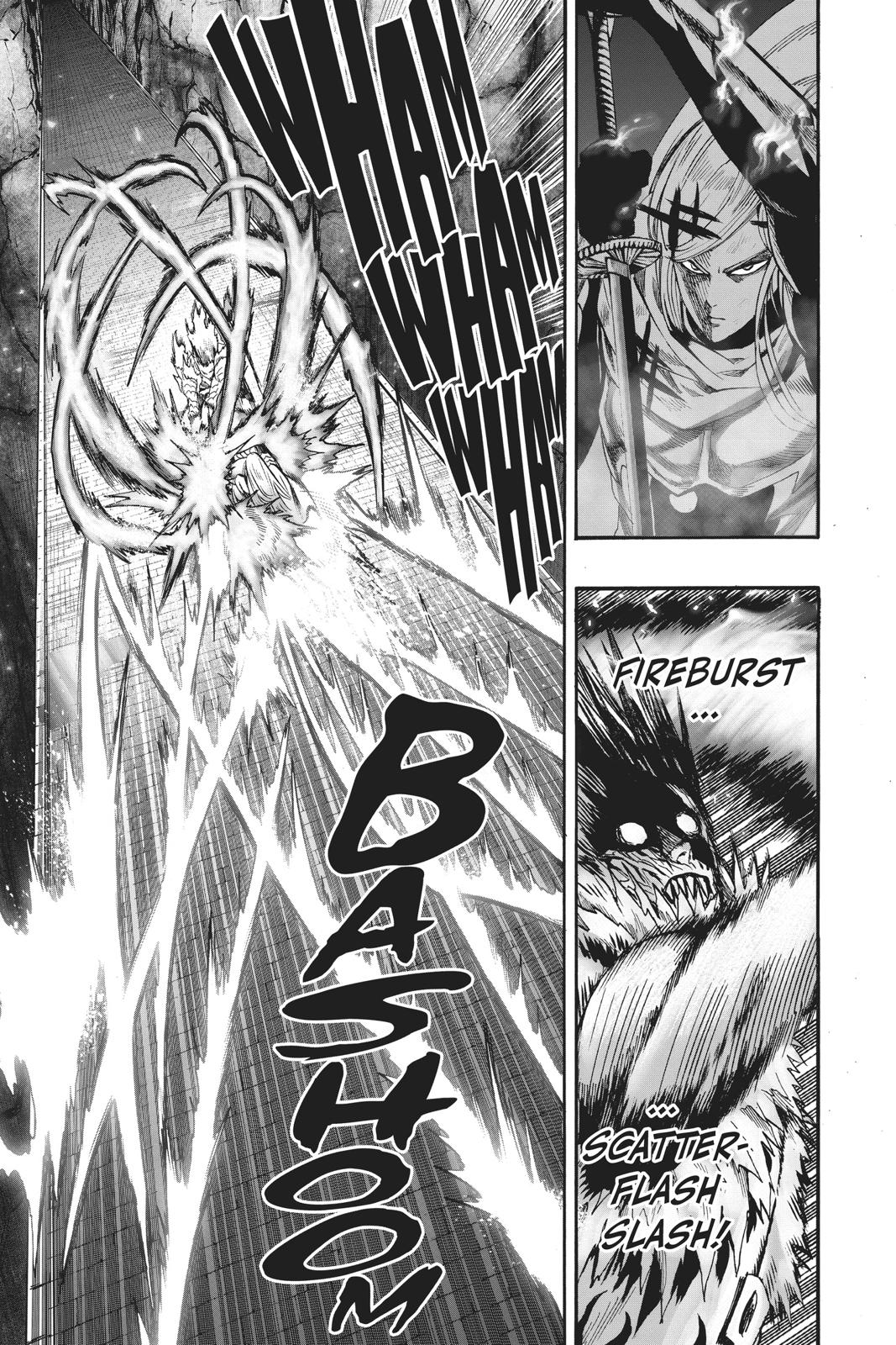 One-Punch Man, Chapter 99 image 004