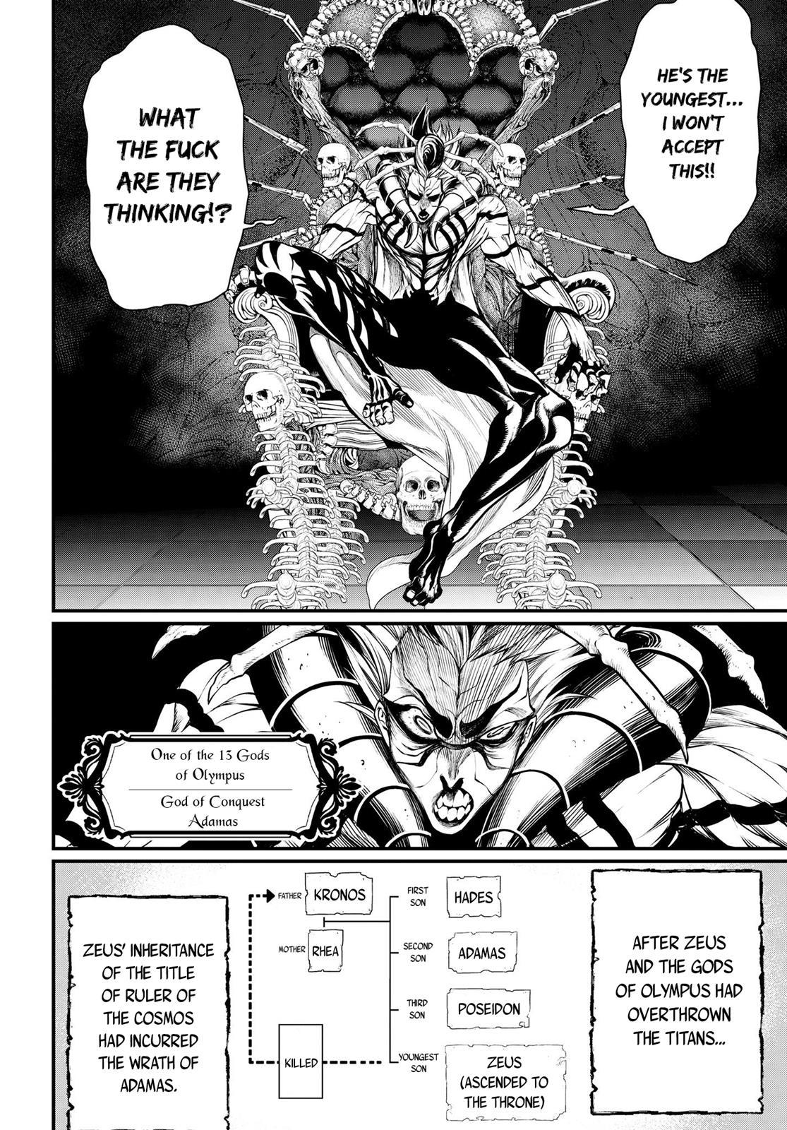 Shuumatsu no Valkyrie, Chapter 15 image 016