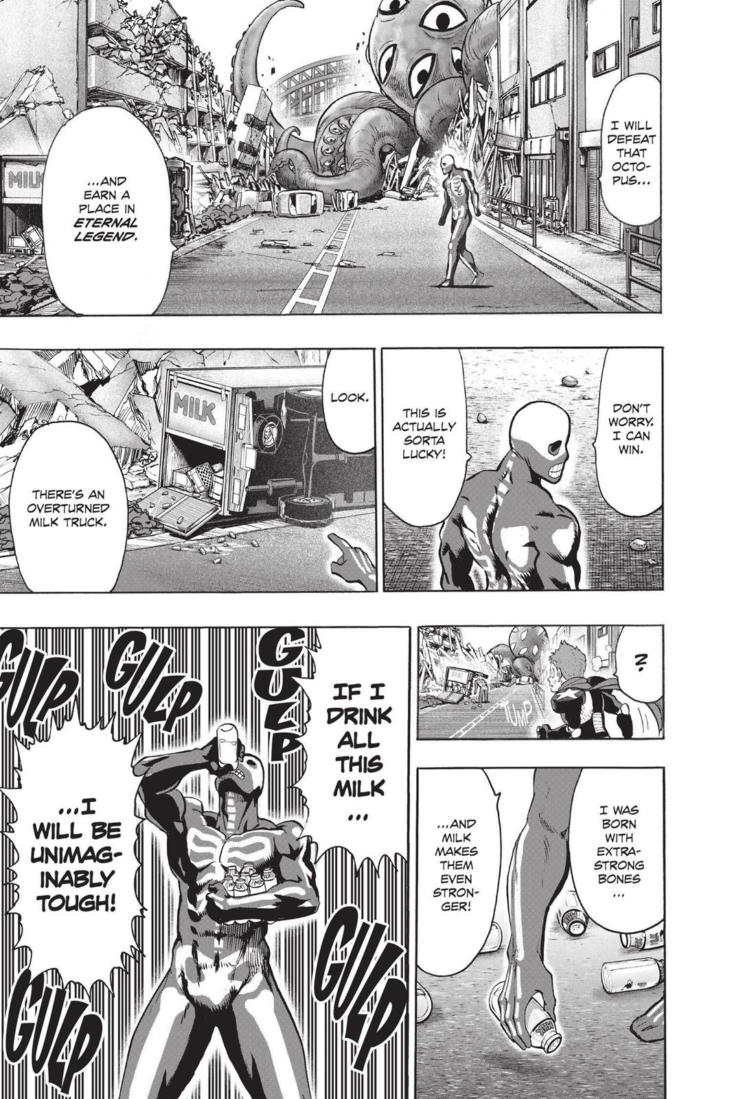 One-Punch Man, Chapter 68 image 014