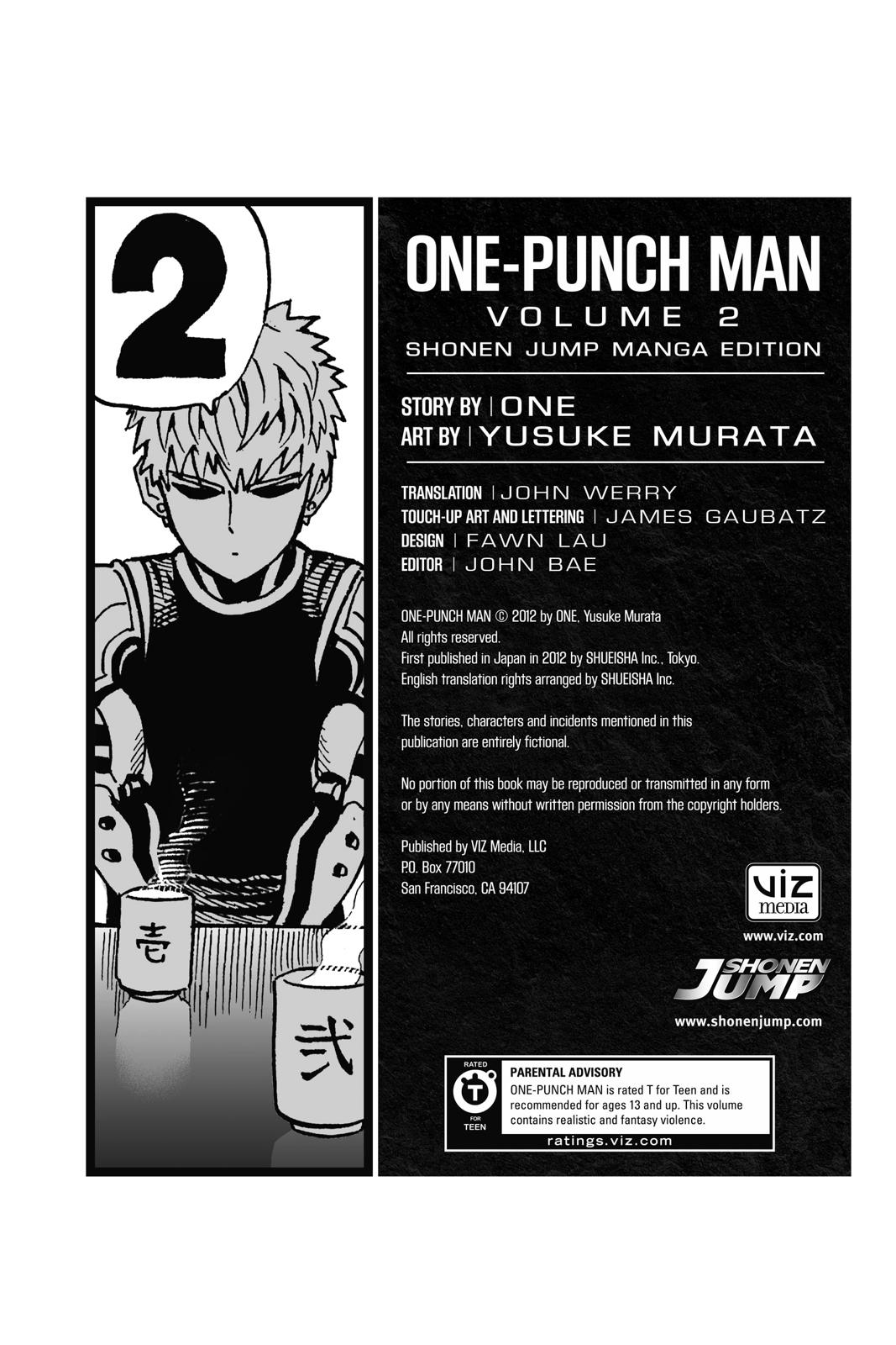 One-Punch Man, Chapter 15.5 image 017
