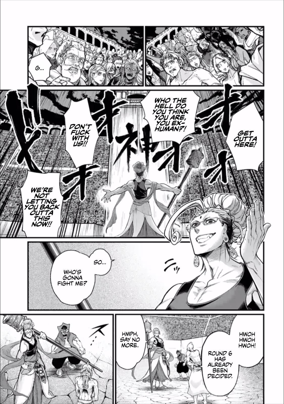 Shuumatsu no Valkyrie, Chapter 44 image 026