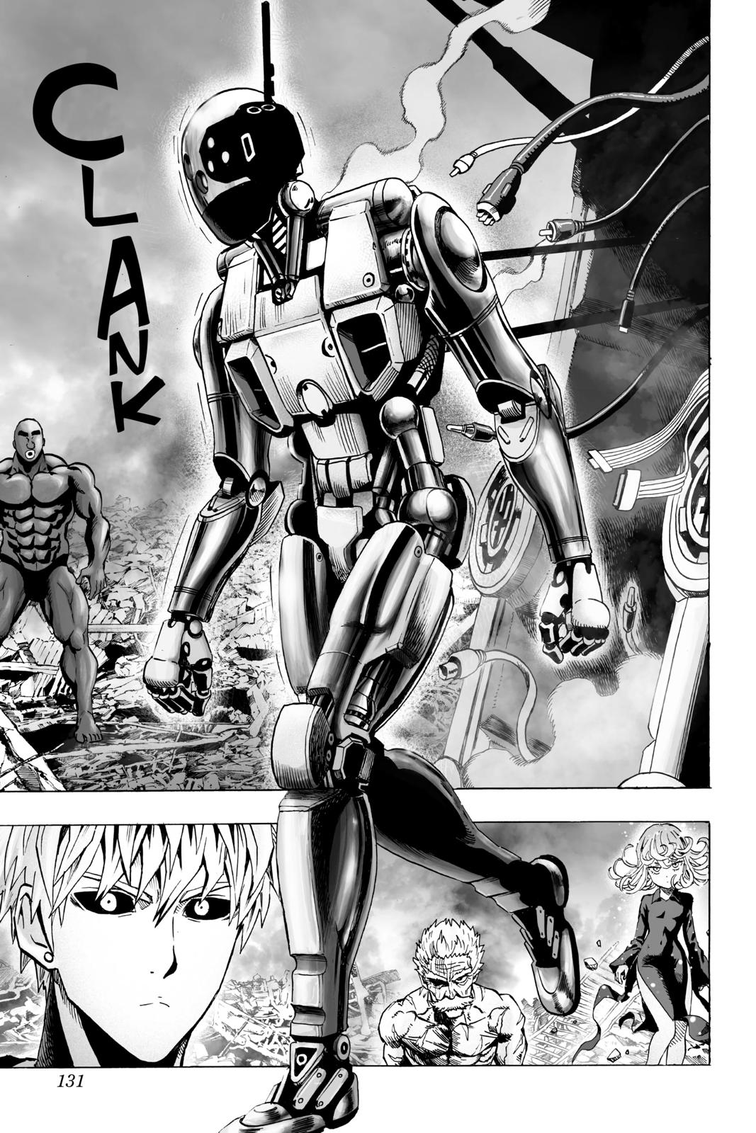 One-Punch Man, Chapter 37 image 015