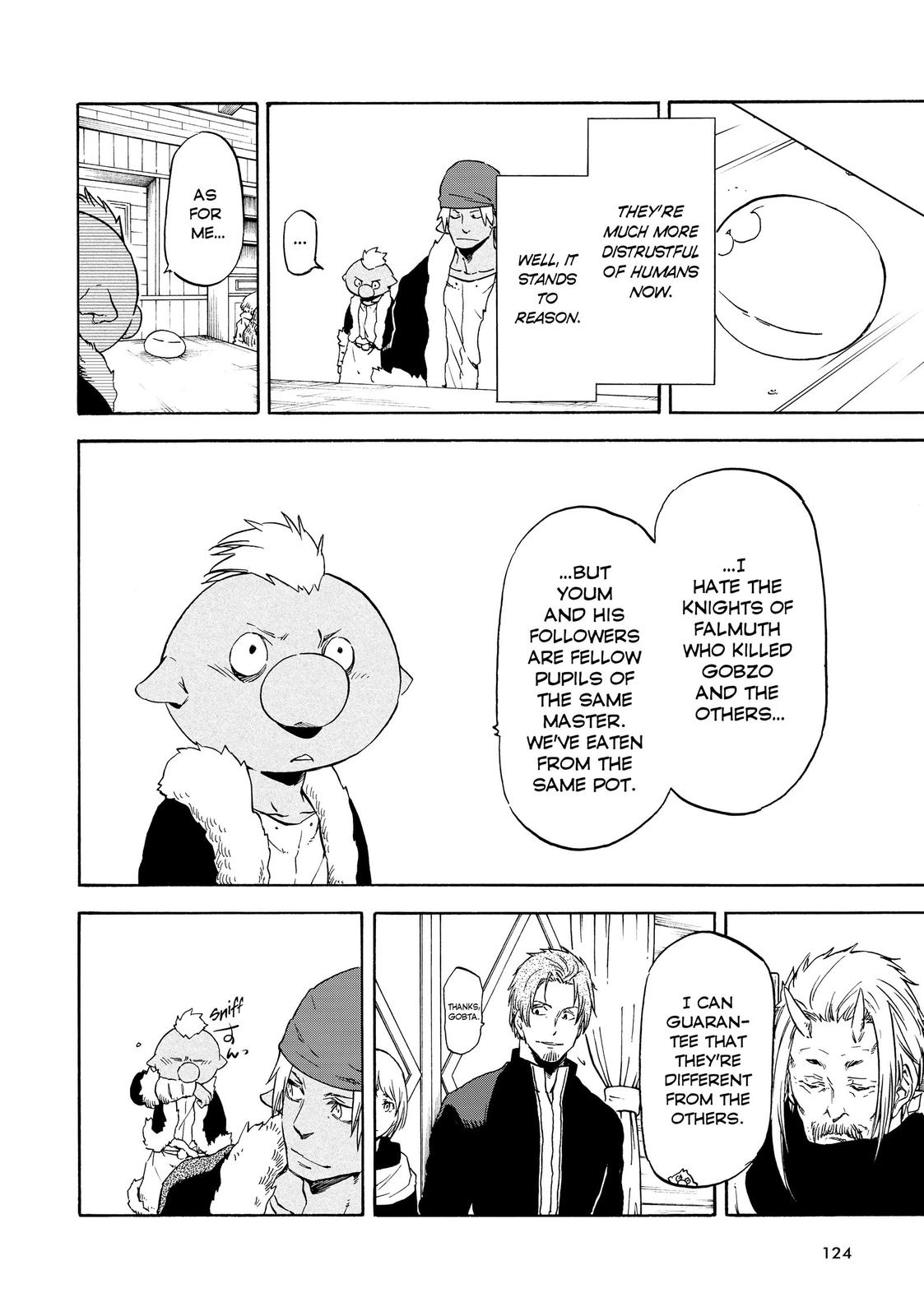 Tensei shitara Slime Datta Ken, Chapter 62 image 004