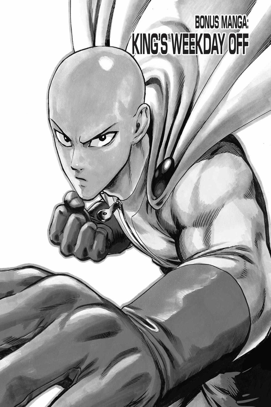 One-Punch Man, Chapter 67.5 image 001