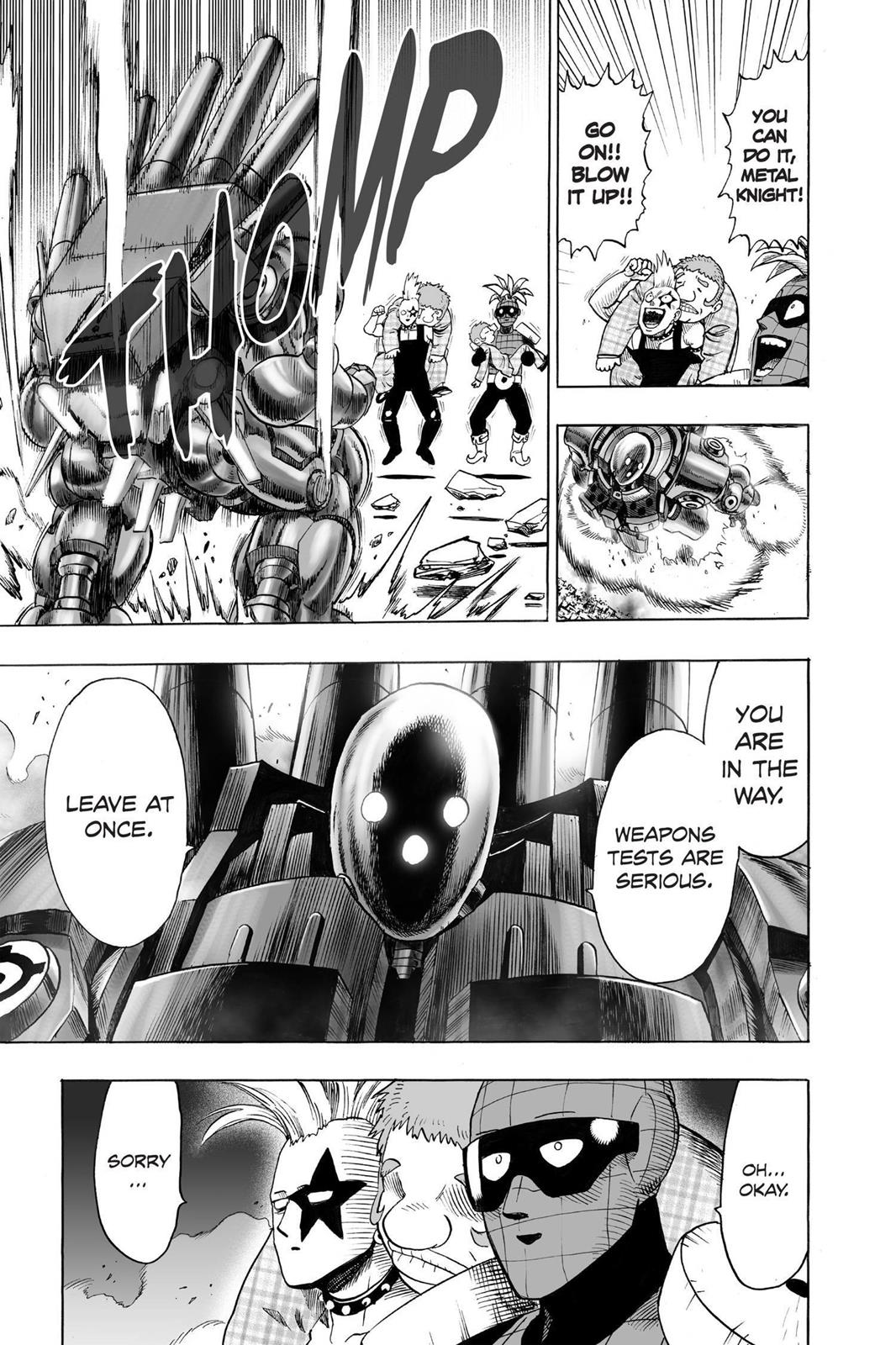 One-Punch Man, Chapter 58 image 010