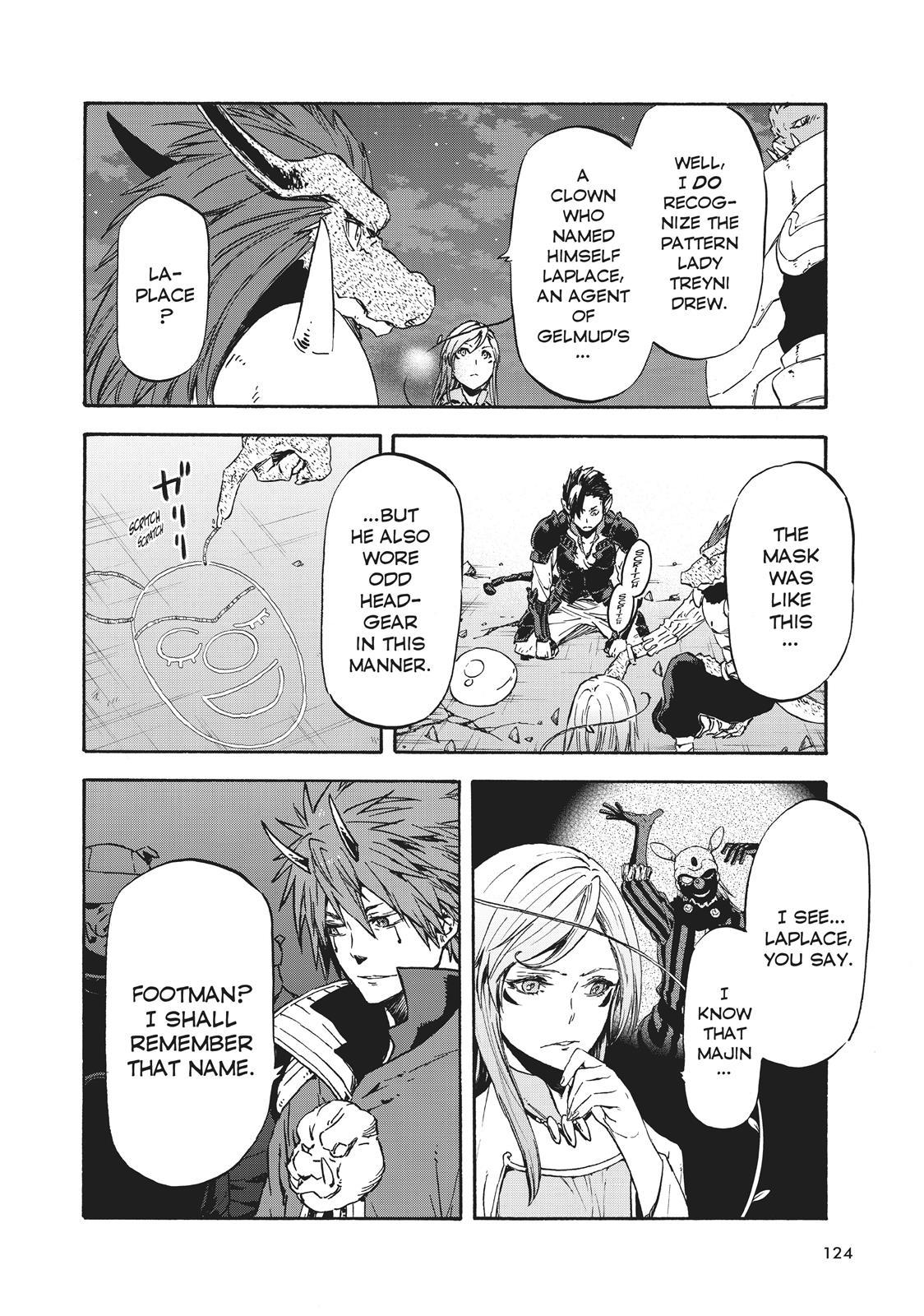 Tensei shitara Slime Datta Ken, Chapter 39 image 008