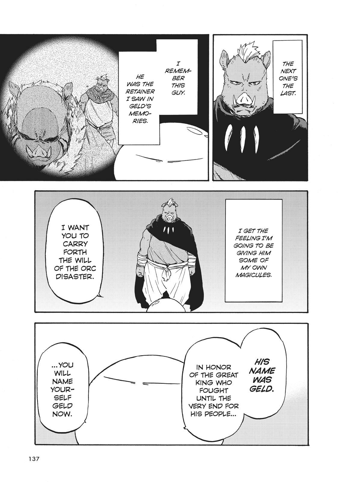 Tensei shitara Slime Datta Ken, Chapter 27 image 009
