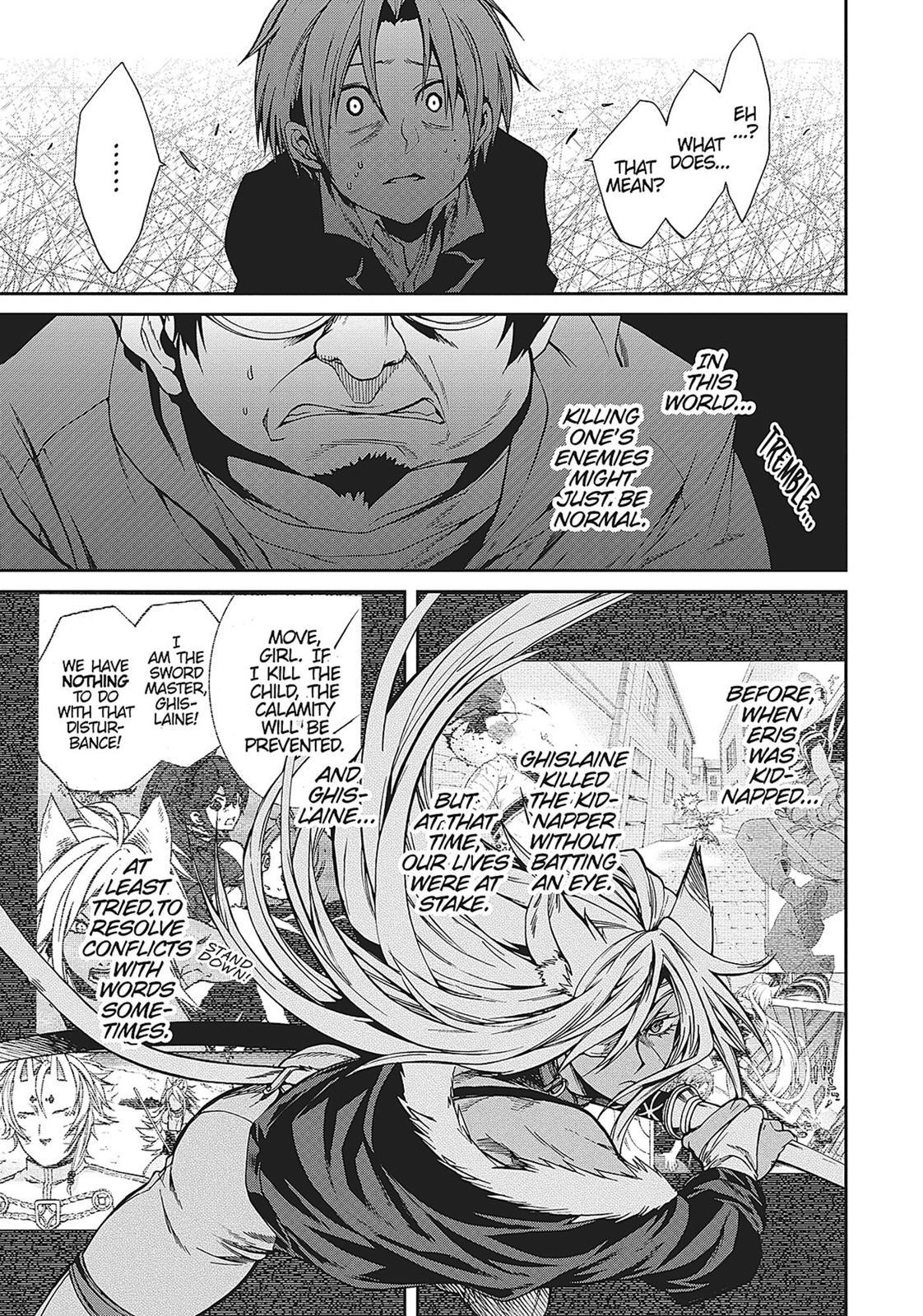 Mushoku Tensei, Chapter 23 image 020