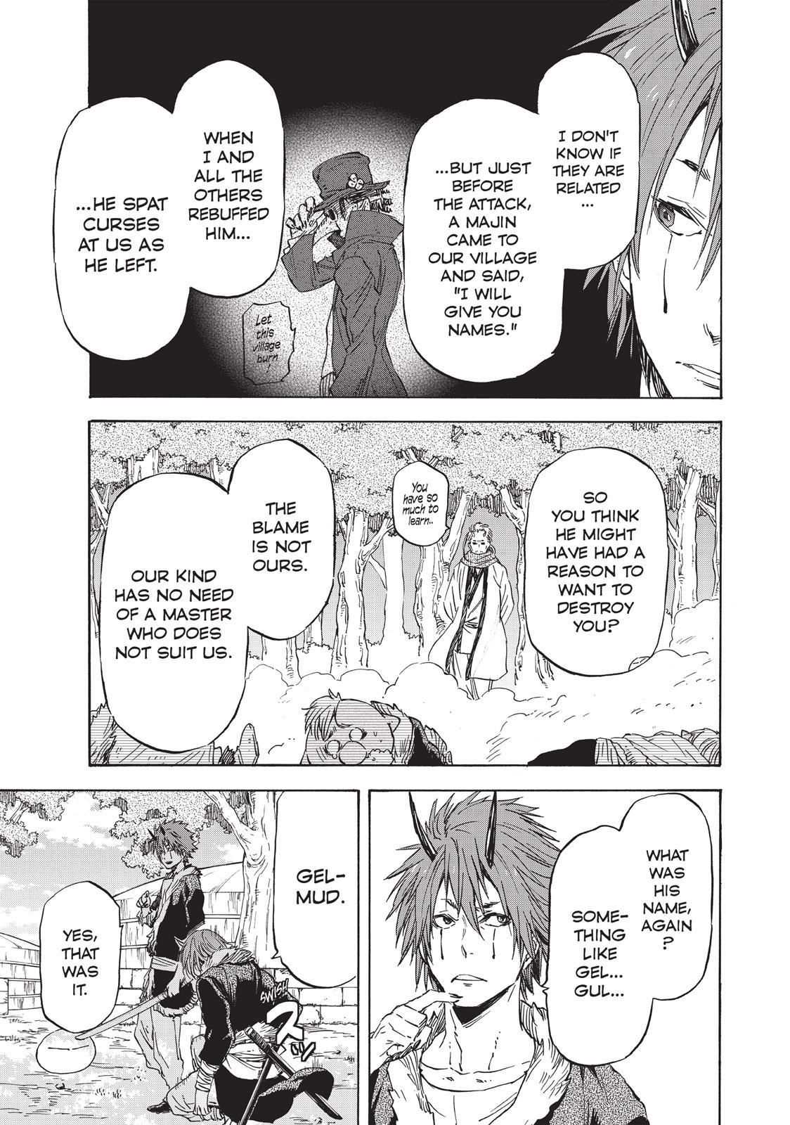 Tensei shitara Slime Datta Ken, Chapter 15 image 025