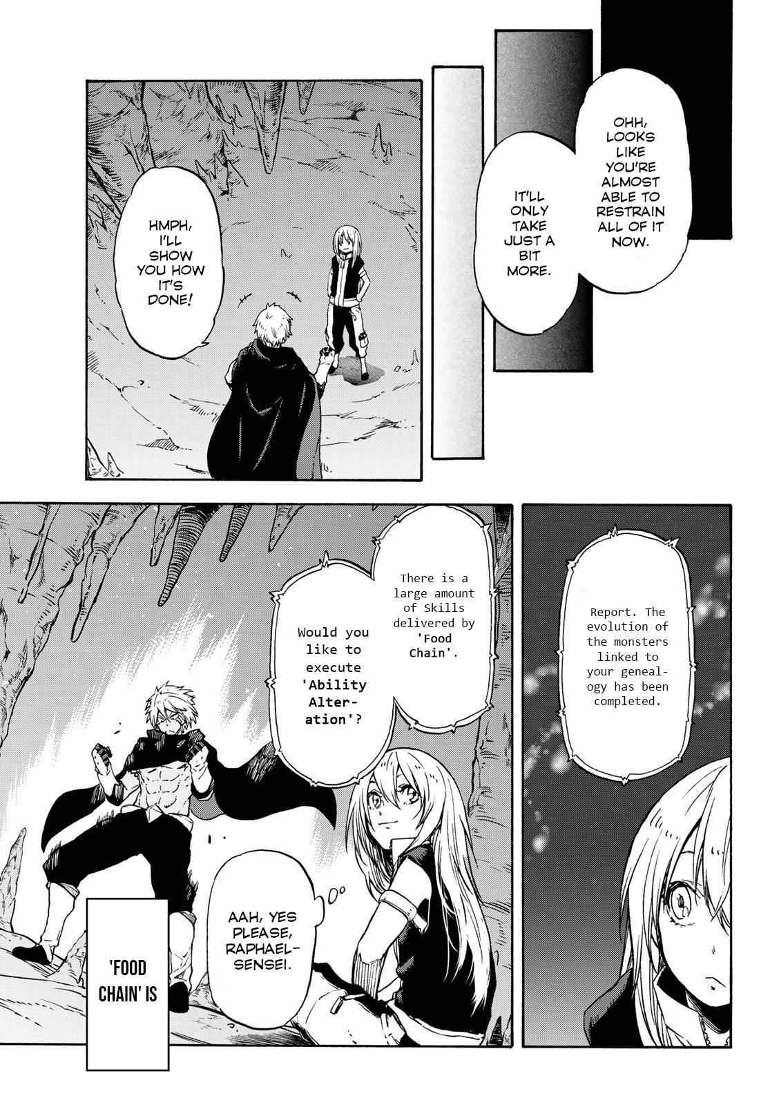 Tensei shitara Slime Datta Ken, Chapter 72 image 003