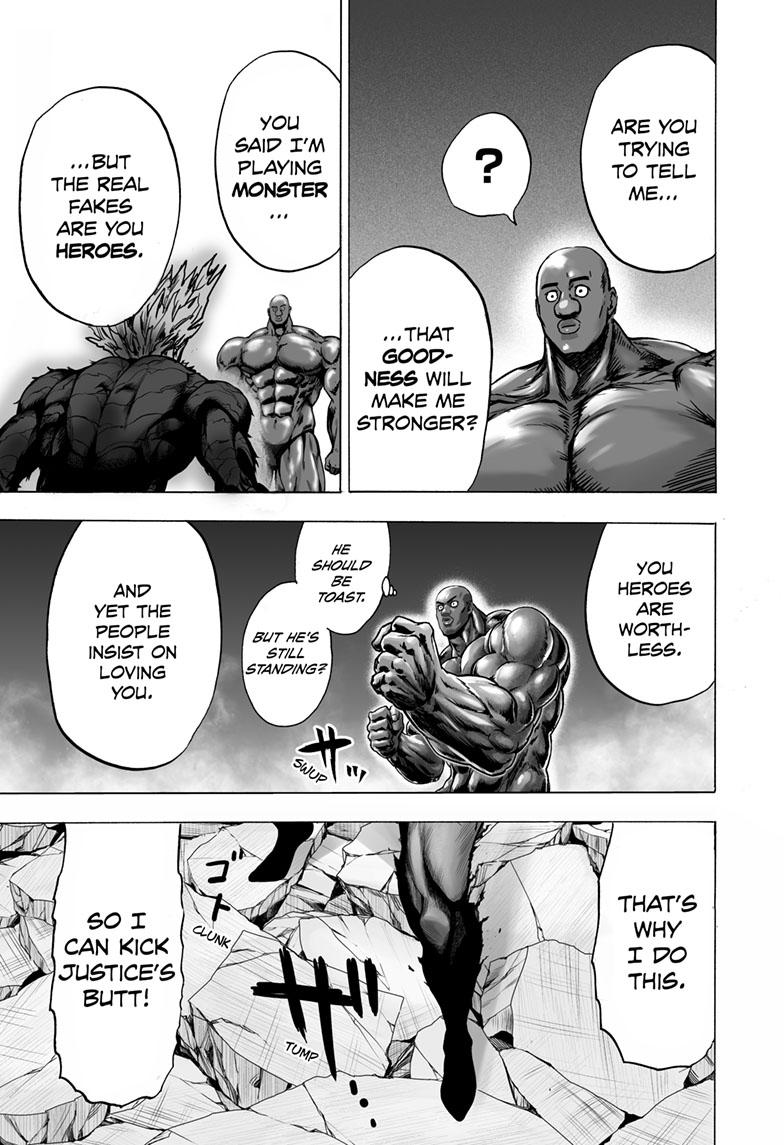 One-Punch Man, Chapter 124.2 image 023