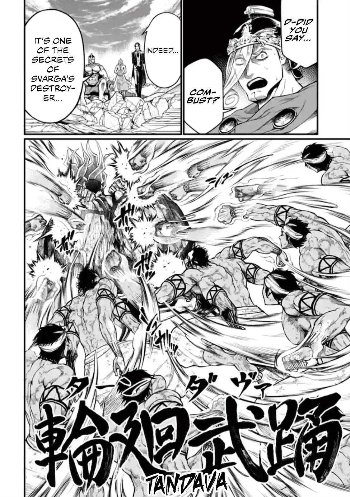 Shuumatsu no Valkyrie, Chapter 38 image 027