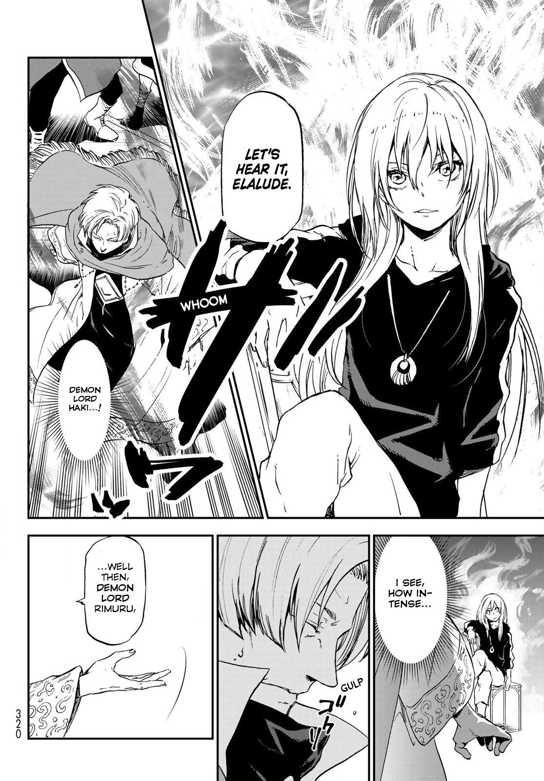 Tensei shitara Slime Datta Ken, Chapter 74 image 052
