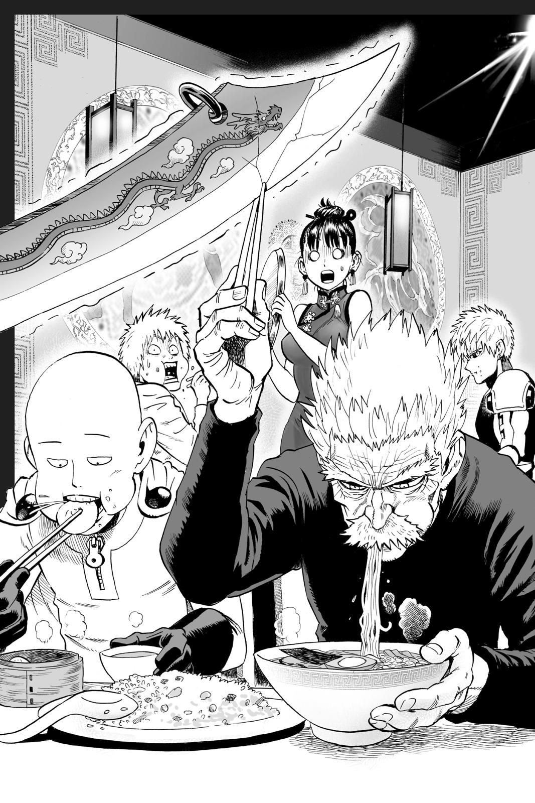 One-Punch Man, Chapter 24.5 image 031