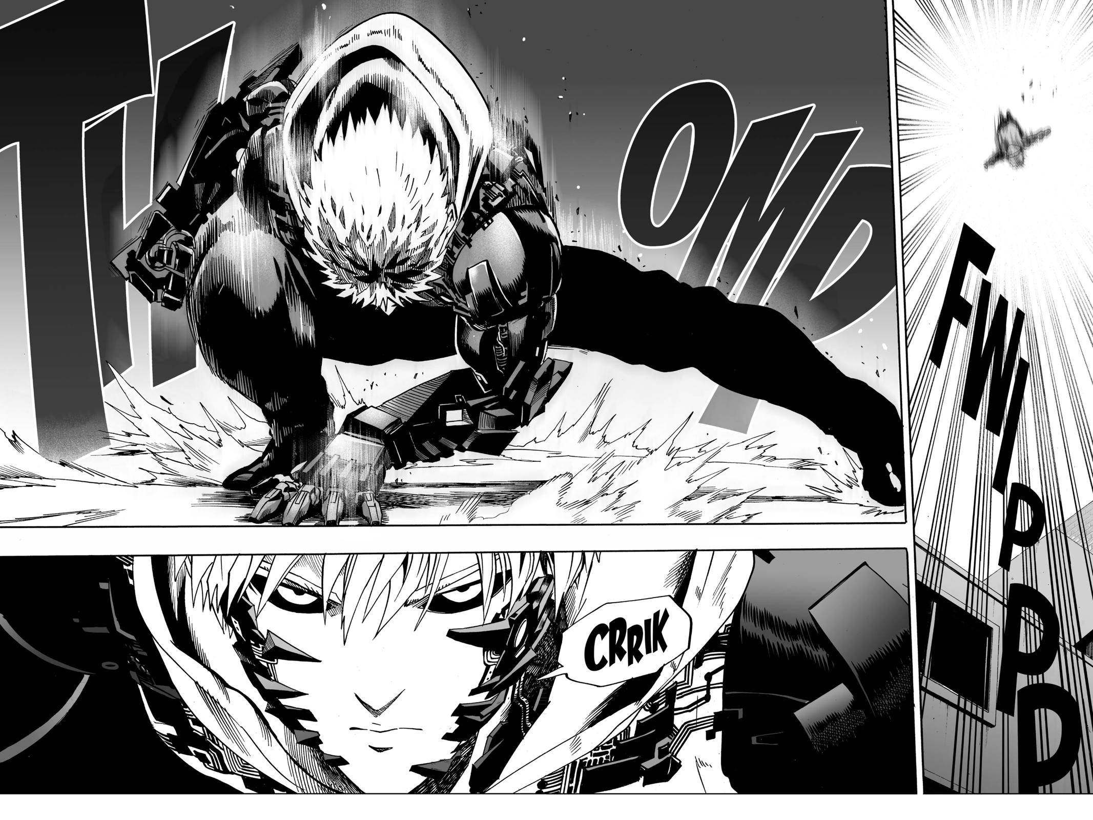 One-Punch Man, Chapter 21 image 027