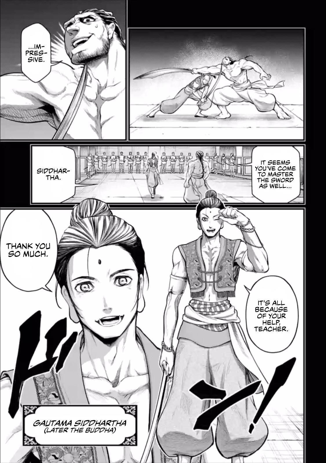 Shuumatsu no Valkyrie, Chapter 47 image 016