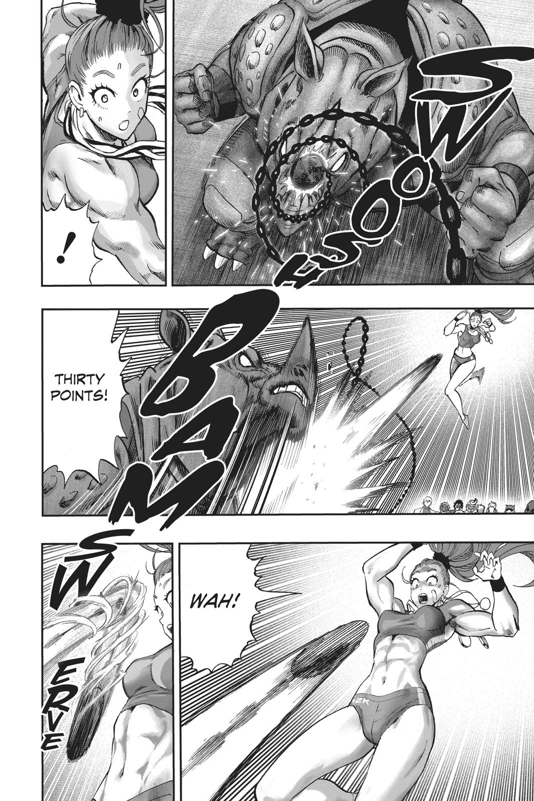 One-Punch Man, Chapter 96 image 099