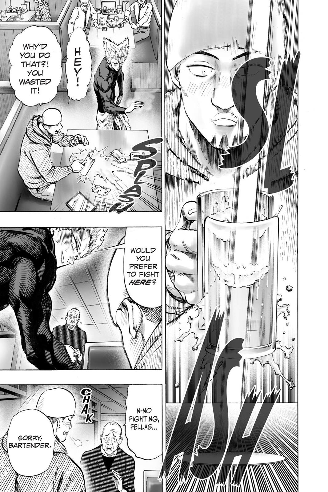 One-Punch Man, Chapter 50 image 003