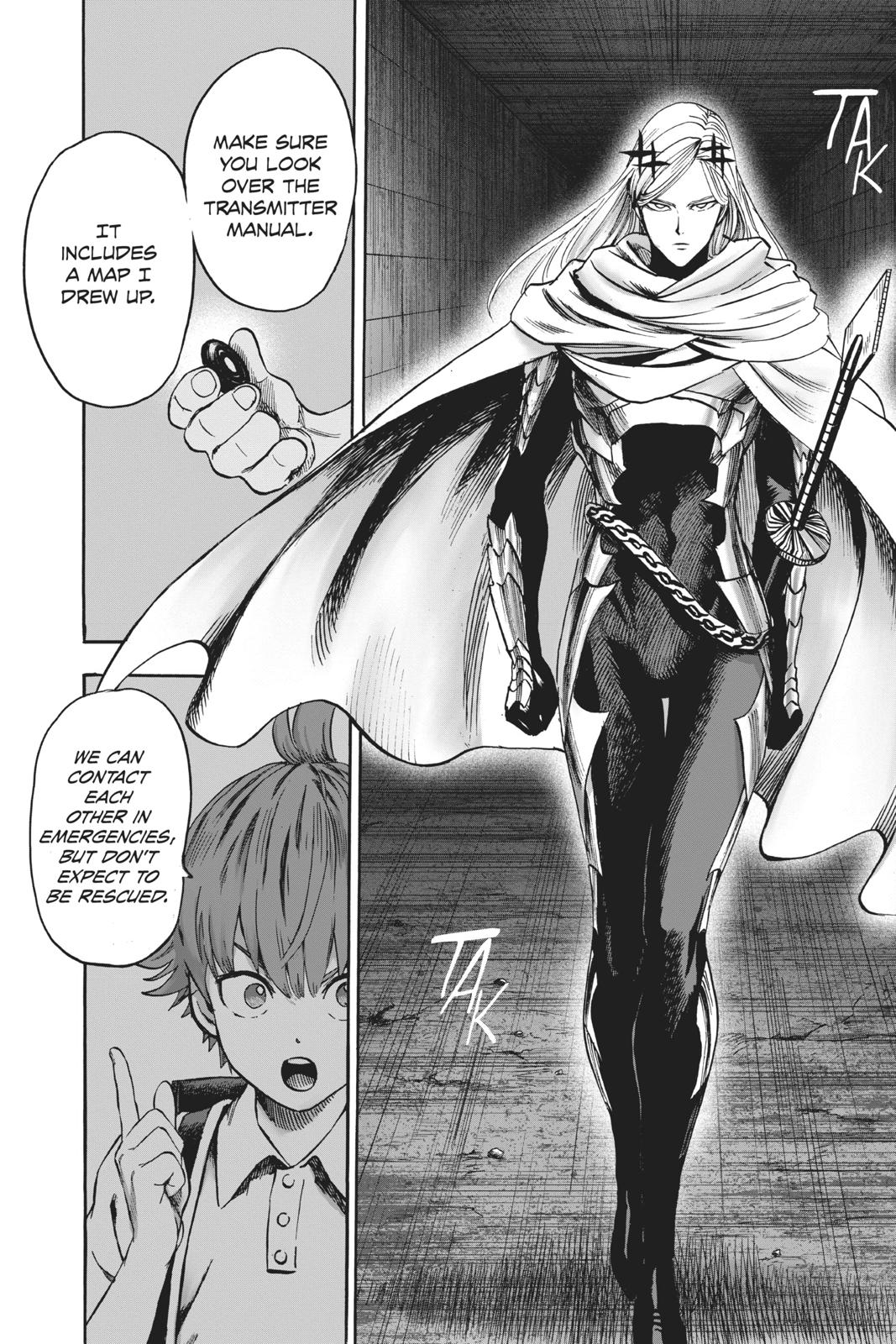 One-Punch Man, Chapter 98 image 015