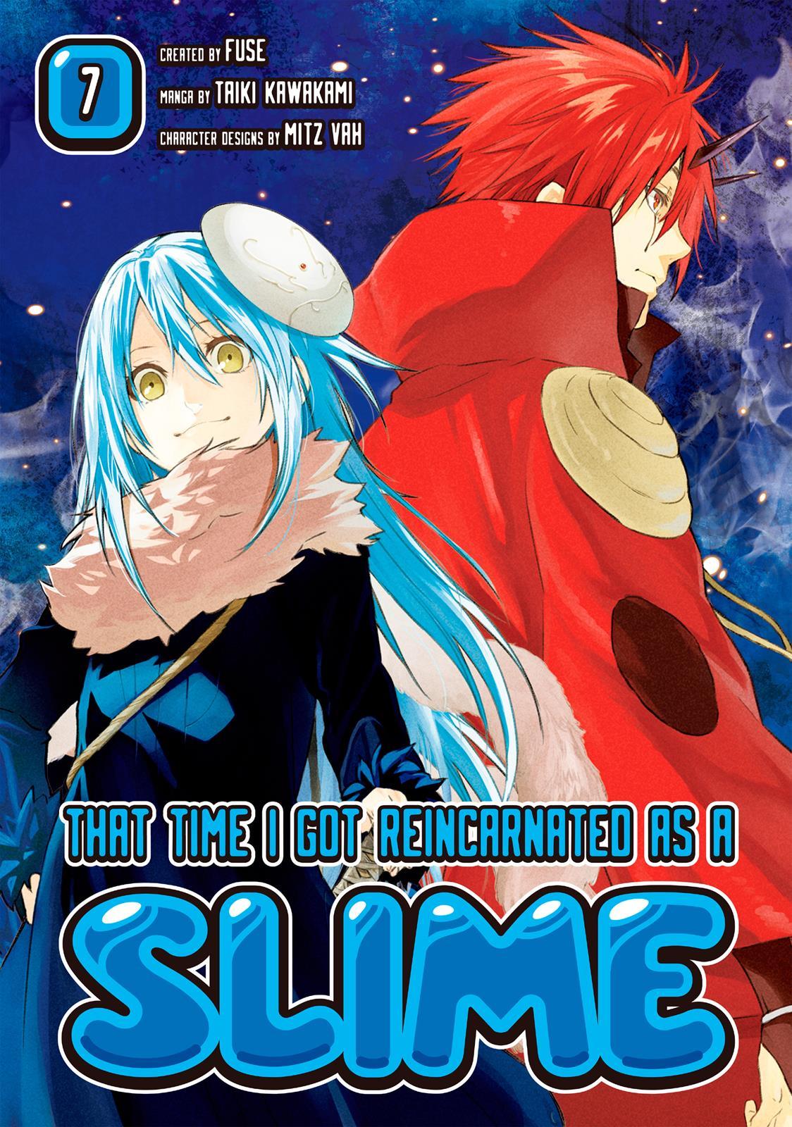 Tensei shitara Slime Datta Ken, Chapter 32 image 001