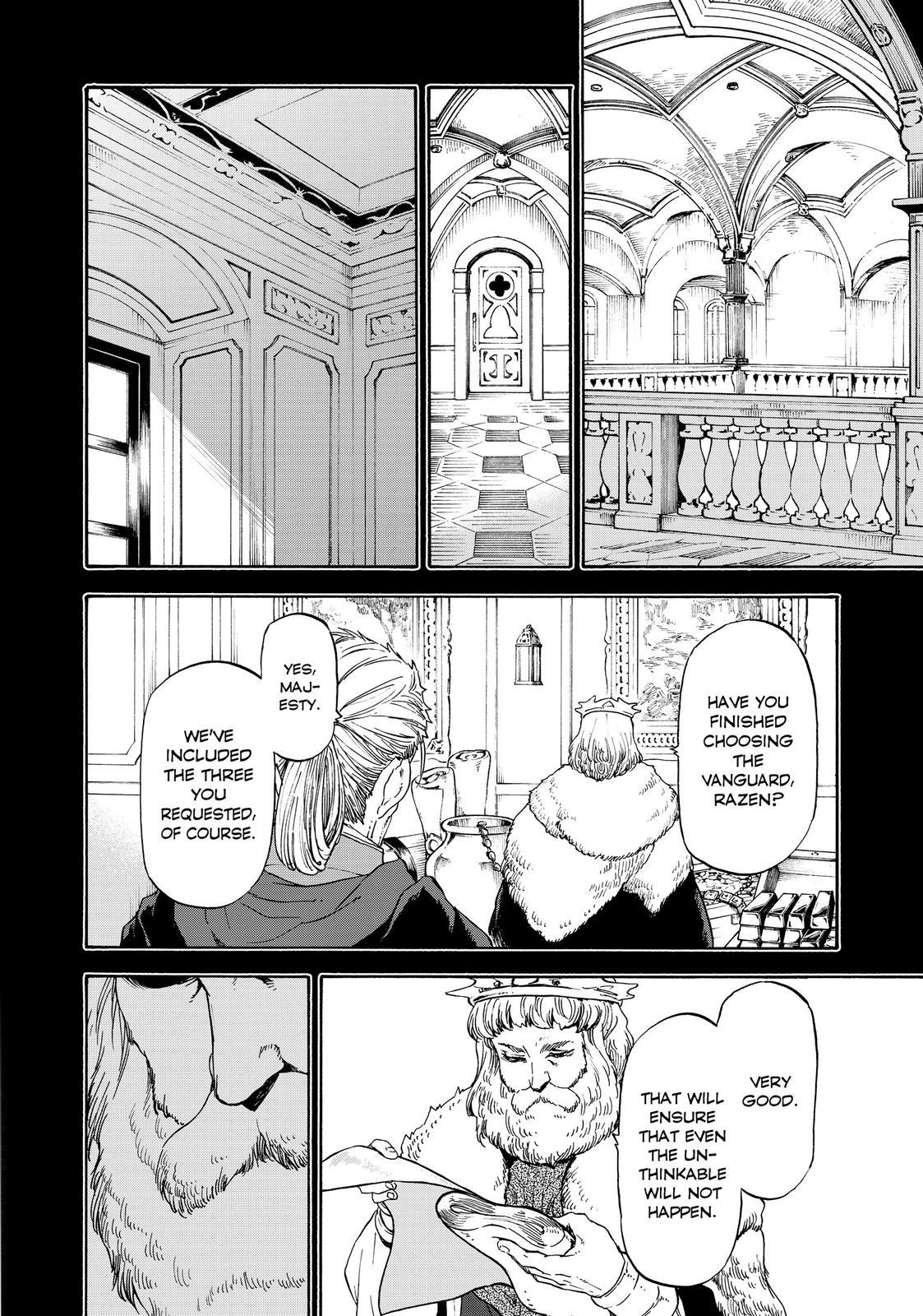 Tensei shitara Slime Datta Ken, Chapter 56 image 006