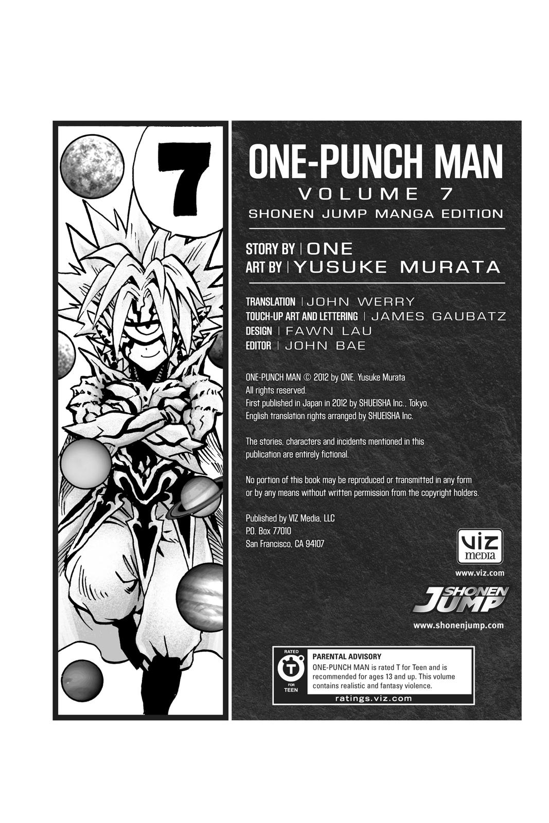 One-Punch Man, Chapter 37.7 image 034