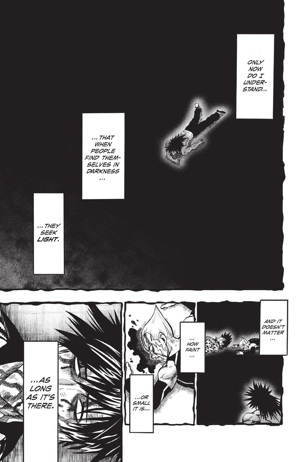One-Punch Man, Chapter 74 image 036