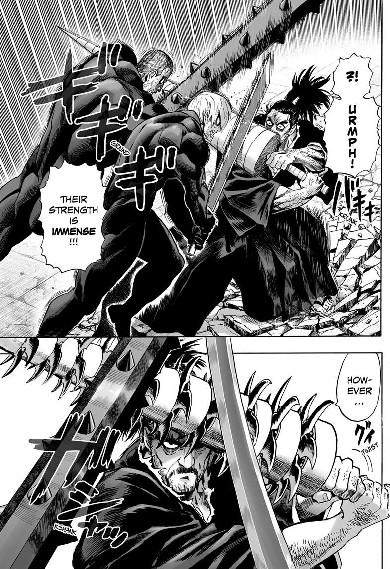 One-Punch Man, Chapter 100 Mag image 013