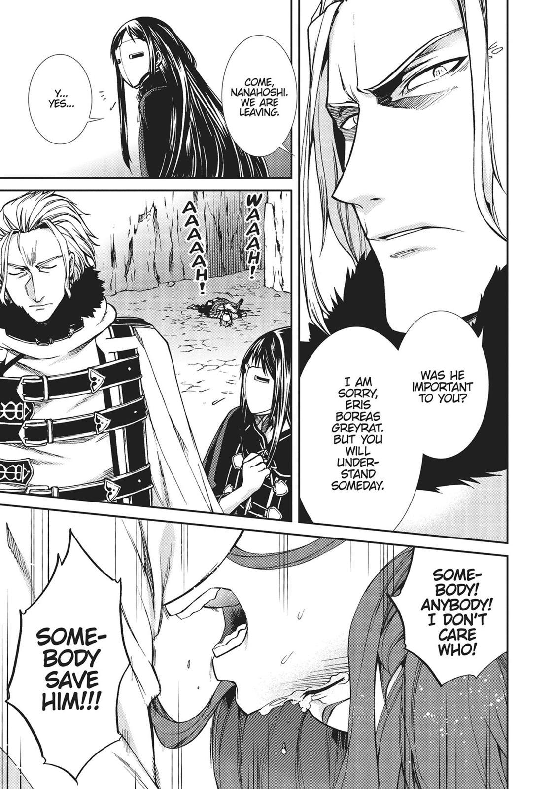 Mushoku Tensei, Chapter 47 image 025